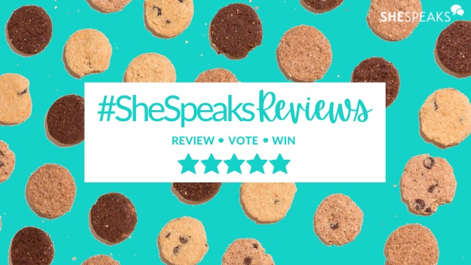 #SheSpeaksReviews: Cookies! …
